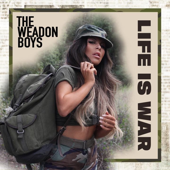 ec1a951942159267ab3242f0c0f9b059-The+Weadon+Boys+Life+Is+War+3000x3000